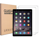 2 Pack Tempered GLASS Screen Protector For iPad 2017 2 3 4 5 Pro 9.7 Mini Air