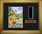 DISNEY 'Winnie the Pooh and a day for Eeyore'   FRAMED MOVIE FILMCELLS