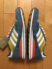 ADIDAS ORIGINALS ZX 500 GRUEN GRUN RECYCLED BLUE WHITE LAVA SZ 10.5  909248