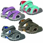Regatta Sea Burst Junior Kids Walking Sandal Boys Girls Multiple Colours