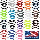 Oval Athletic Sport Laces -best Shoelaces For All Sport Shoes! Made In Usa!