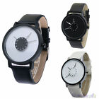 PAIDU Fashion Mens Womens Quartz Wristwatch Simple Designer Round Dial Watches