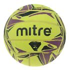 Mitre Cyclone Indoor Football Yellow/Purple Replica Soccer Ball