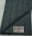 Harris Tweed Fabric & labels 100% wool Craft Material - various Sizes code.apr82
