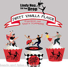 Swing Dance Lindy Hop 50s Fifties Rock Roll Retro party Cupcake Toppers Cup Cake