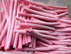 HALAL Smooth Strawberry Pencils - Halal Jelly Sweets - Pick N Mix