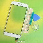 Replacement Digitizer Display Touch Screen for Huawei Ascend G7+Tools+3M Glue