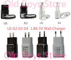 New Original Genuine Fast Charger Adapter+Genuine Cable For LG G2 G3 G4 Nexus 5
