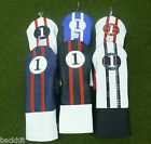 Paterson Icon #1 Driver Novelty Headcover