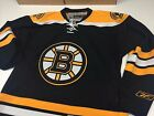 NEW MENS REEBOK BOSTON BRUINS NHL HOCKEY JERSEY-VARIOUS SIZES