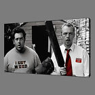 SHAUN OF THE DEAD CANVAS PRINT PICTURE WALL ART VARIETY OF SIZES FAST TURNAROUND