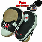 3X Sports Pattes D'ours Coup De Pied Bouclier Boxe Focus Pads Kick Boxing Shield