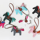 Genuine Lamb Leather Togo Horse Anion Rodeo Bag Charm Key Chain / DIY Bag