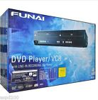 Funai DV220FX5 Dual Deck DVD and VHS Player