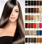 Premium Clip In Human Hair Extensions Remy 100% Real Human Hair Extensions Long