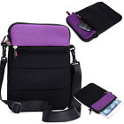 Portable DVD Player Convertible Protective Sleeve and Shoulder Bag Cover NDR22