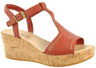 Women's Hush Puppies Blakely Durant Sandals in Dark Orange