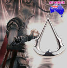 Assassin's Creed  Pendant Charm Game Logo Necklace Chain