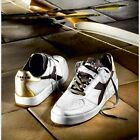 Diadora Heritage B-Elite Kangaroo Skin Leather Mens Trainers in White