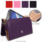 Simple Protective Wallet Case Clutch Cover for Smart-Phones ESXLWL-9