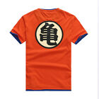 Cosplay 3D T-shirt Cartoon Dragon Ball 3D Print Slim Cotton T shirts Tee Tops