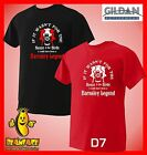 BARNSLEY legend  football sporting fc funny  T SHIRT small to 5XL D7