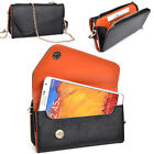 KroO Fad PU Leather Protective Wallet Case Clutch Cover for Smart-Phones XLUB7