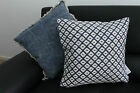 Jasper Diamond & Jasper Canvas Filled Cushion