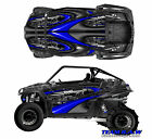 Polaris RZR 900 Design Jet3 Decal Graphic Kit Wraps UTV Hood Scoop