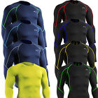 mens womens Compression Top running golf cycling skin Base Layer   Shirt S~2XL