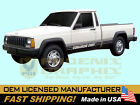 1987+1988+Jeep+Comanche+Chief+MJ+Truck+Decals+Stripes+Kit