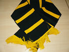 Brand New With Tags Cornish Black Gold Scarf