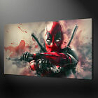 DEADPOOL CANVAS PRINT PICTURE WALL ART FREE FAST POSTAGE VARIETY OF SIZES