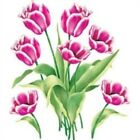 Pink Tulips  Bouquet   Tshirt    Sizes/Colors