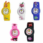 NEW MOSHI MONSTERS CHARM WATCH FOR BOYS AND GIRLS - FIVE DIFFERENT COLOURS