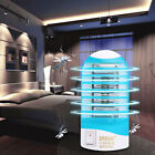 Electric No Poisons LED Mosquito Flying Bug Insect Night Lamp Killer Trap Zapper