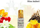 HINA AMBARI, Rare Traditional Indian Attar, Concentrated Perfume Oil