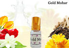 GOLD MOHAR, Delonix Regia, Traditional Indian Attar, Concentrated Perfume Oil