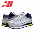 NIB New Balance MENS ML515PRB RETRO CLASSICS TRAINER GREY NAVY SNEAKERS 9.5
