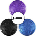 Yes4All Balance Stability Cushion Disc Trainer Exercise w/ FREE NEW Air Pump image