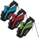 Ben Sayers X Lite Golf Stand Bag New Model - 3 Colours