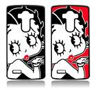 BETTY BOOP LG G4 G3 G2 G4C G4 MINI STYLUS G5 COVER CASE RETRO COMIC £12.77 GBP