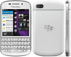 "3.1"" BlackBerry Q10 16GB 8MP GSM AT&T Unlocked QWERTY Keyboard Smartphone"
