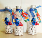 Finding Dory Nemo Birthday Party Sea LOLLY BOTTLE Party Favour Loot Bag Favor