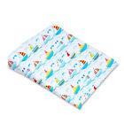 BABY COT WEDGE PILLOW + PILLOWCASE REPLACEMENT COVER MANY DESIGNS SIZE 59x37cm