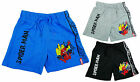 Boys Official Marvel Spiderman City Web Side Summer Fashion Shorts 3 to 8 Years