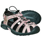 Itasca MISSISSIPPI RIVER Girls Pink Camo Closed Toe Water Sport Hiking Sandals