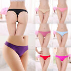 Underwear Womens Thongs Fashion G-String Knickers Briefs Lingerie V-string Panty