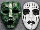 "Jim Carrey ""THE MASK"" Loki Mask Hallowmas Mask Cosplay Accessories"