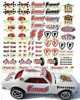 Build your own hot wheels custom super treasure hunt 1/64 decals